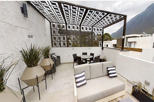 Foto de casa en venta en  , residencial la escondida 2do. sector, monterrey, nuevo león, 14029056 No. 21