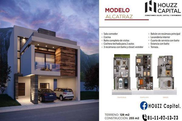 Foto de casa en venta en  , residencial la escondida 2do. sector, monterrey, nuevo león, 14029060 No. 03