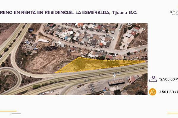Foto de terreno habitacional en venta en  , residencial la esmeralda, tijuana, baja california, 2733359 No. 02