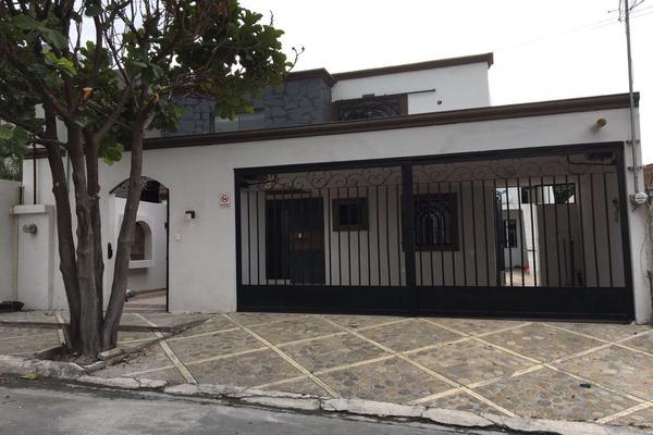 Foto de casa en renta en  , residencial la hacienda 1 sector, monterrey, nuevo león, 19146554 No. 01