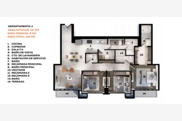 Foto de departamento en venta en residencial la huasteca 124, residencial la huasteca, santa catarina, nuevo león, 0 No. 24