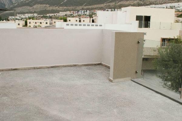 Foto de casa en venta en  , residencial la huasteca, santa catarina, nuevo león, 14023773 No. 12