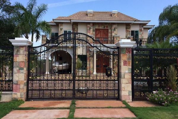 Foto de casa en venta en residencial lagos del sol 0 , cancún centro, benito juárez, quintana roo, 10029752 No. 01