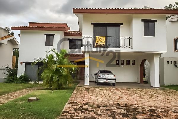 Foto de casa en venta en  , residencial lagunas de miralta, altamira, tamaulipas, 4034368 No. 01