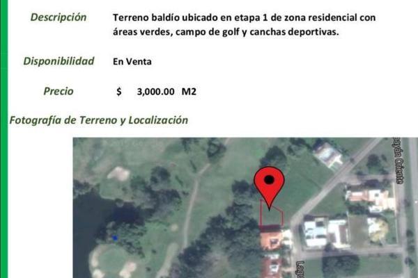 Foto de terreno habitacional en venta en  , residencial lagunas de miralta, altamira, tamaulipas, 7131675 No. 01