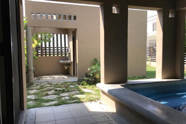 Foto de casa en renta en  , residencial lagunas de miralta, altamira, tamaulipas, 9931473 No. 38