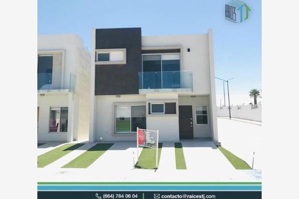 Foto de casa en venta en  , residencial las cascadas, tijuana, baja california, 8857268 No. 01