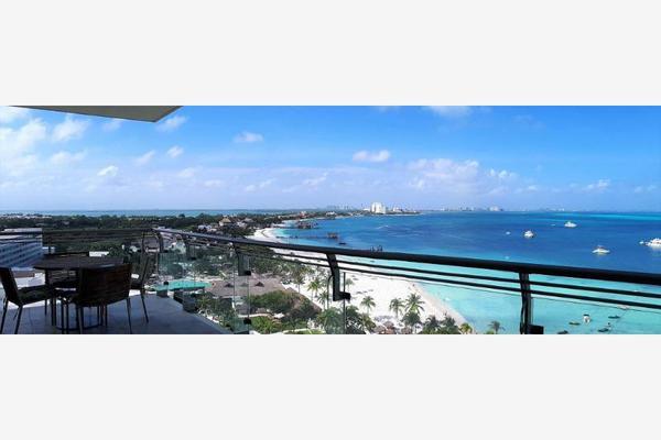 Foto de departamento en venta en residencial las olas , las torres, benito juárez, quintana roo, 9180775 No. 01
