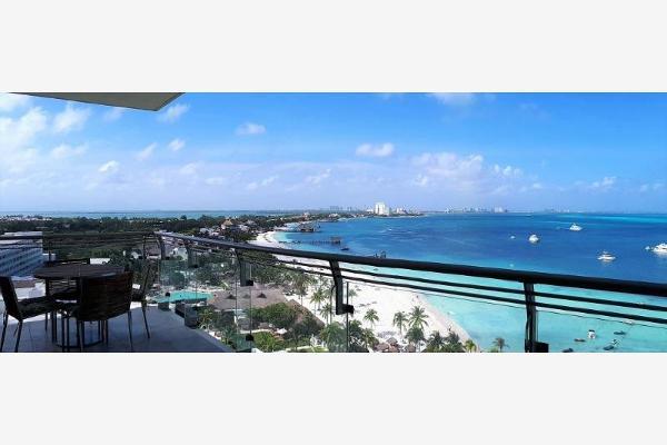 Foto de departamento en venta en residencial las olas , residencial san antonio, benito juárez, quintana roo, 9180775 No. 01