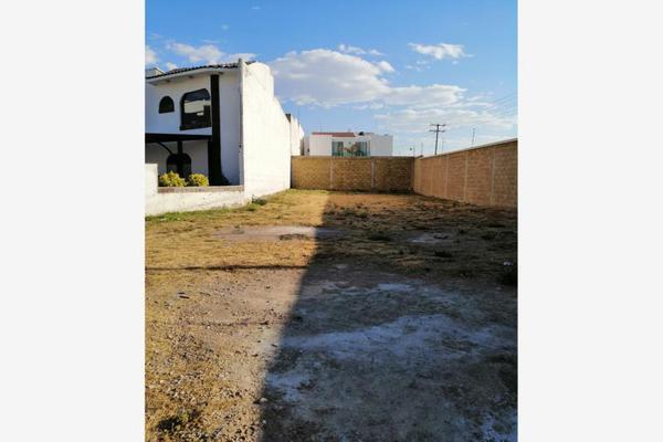 Foto de terreno habitacional en venta en  , residencial las plazas, aguascalientes, aguascalientes, 18912693 No. 09