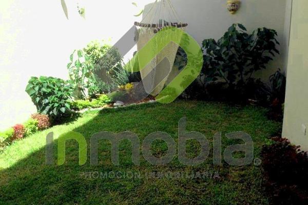 Foto de casa en venta en  , residencial las plazas, aguascalientes, aguascalientes, 3811899 No. 03