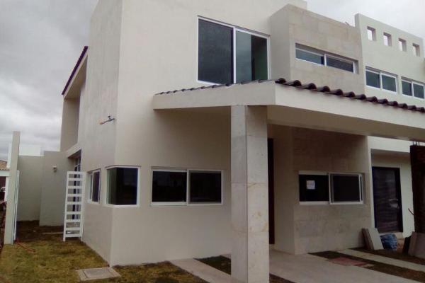 Foto de casa en venta en  , residencial las plazas, aguascalientes, aguascalientes, 4582182 No. 01