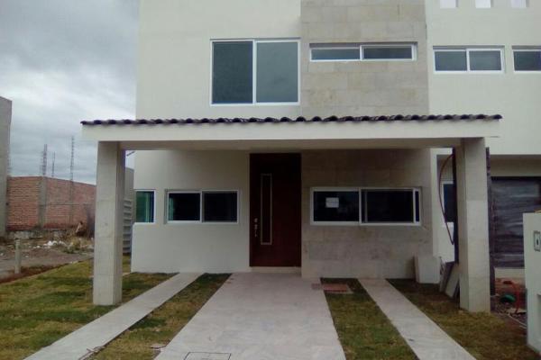 Foto de casa en venta en  , residencial las plazas, aguascalientes, aguascalientes, 4582182 No. 02