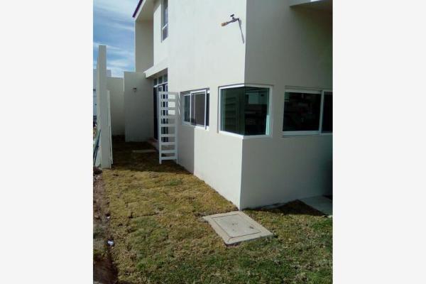Foto de casa en venta en  , residencial las plazas, aguascalientes, aguascalientes, 4582182 No. 03