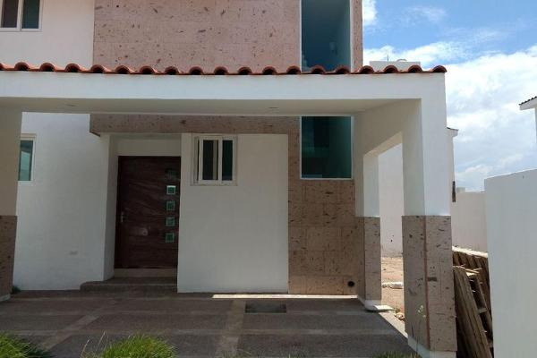 Foto de casa en venta en  , residencial las plazas, aguascalientes, aguascalientes, 7977585 No. 01