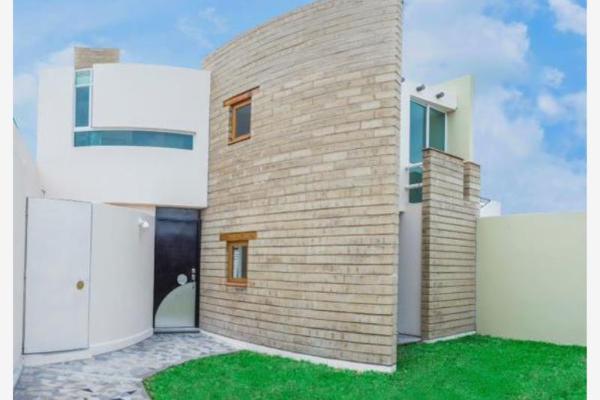 Foto de casa en venta en  , residencial los arcos, cuautla, morelos, 8857127 No. 01
