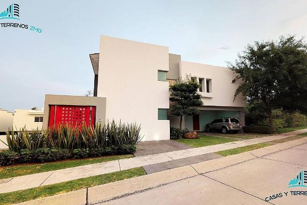 Foto de casa en venta en  , residencial los frailes, zapopan, jalisco, 5682591 No. 01