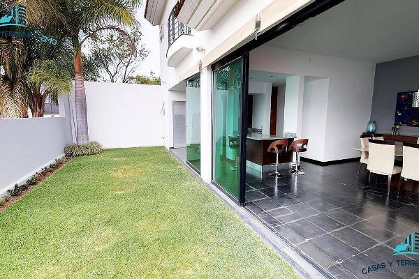 Foto de casa en venta en  , residencial los frailes, zapopan, jalisco, 5682591 No. 04