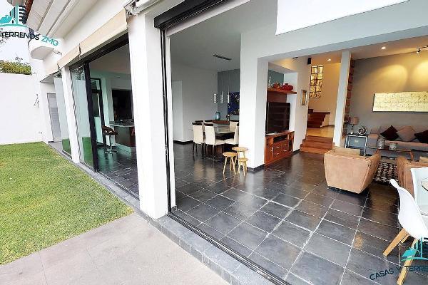 Foto de casa en venta en  , residencial los frailes, zapopan, jalisco, 5682591 No. 07