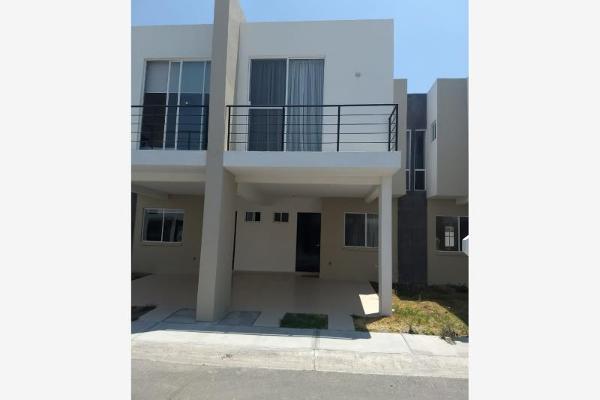 Foto de casa en venta en residencial los prados 100, el sol, querétaro, querétaro, 5396525 No. 01