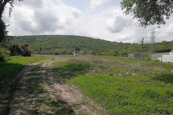 Foto de terreno habitacional en venta en  , residencial maravillas i, yautepec, morelos, 5380958 No. 03