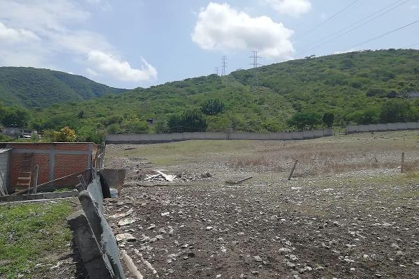 Foto de terreno habitacional en venta en  , residencial maravillas i, yautepec, morelos, 5380958 No. 05