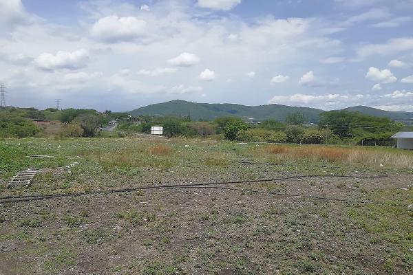 Foto de terreno habitacional en venta en  , residencial maravillas i, yautepec, morelos, 5380958 No. 09