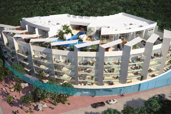 Foto de departamento en venta en residencial miranda , playa del carmen centro, solidaridad, quintana roo, 6141078 No. 01