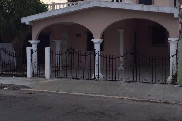 Foto de casa en renta en  , residencial pensiones i y ii, mérida, yucatán, 3426965 No. 01