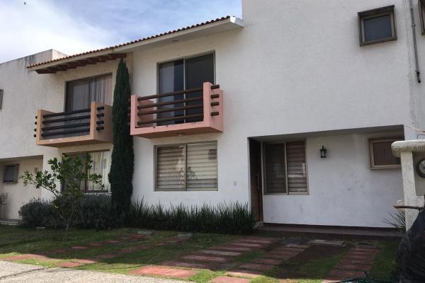Foto de casa en renta en residencial privanza , el alcázar (casa fuerte), tlajomulco de zúñiga, jalisco, 5371162 No. 01