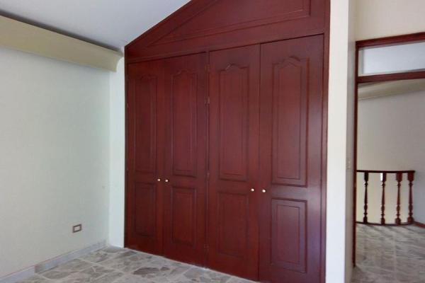 Foto de casa en renta en  , residencial pulgas pandas norte, aguascalientes, aguascalientes, 12762524 No. 13