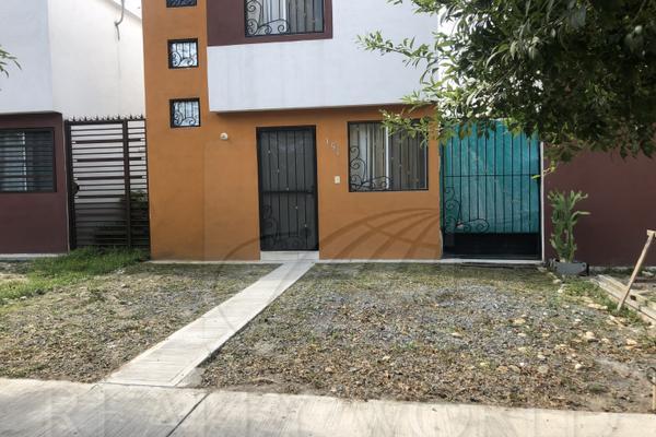 Foto de casa en renta en  , residencial punta esmeralda, juárez, nuevo león, 16089001 No. 01