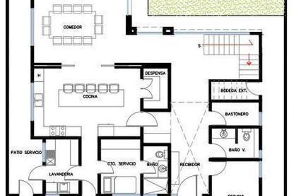 Foto de casa en venta en  , residencial san agustin 1 sector, san pedro garza garcía, nuevo león, 0 No. 07