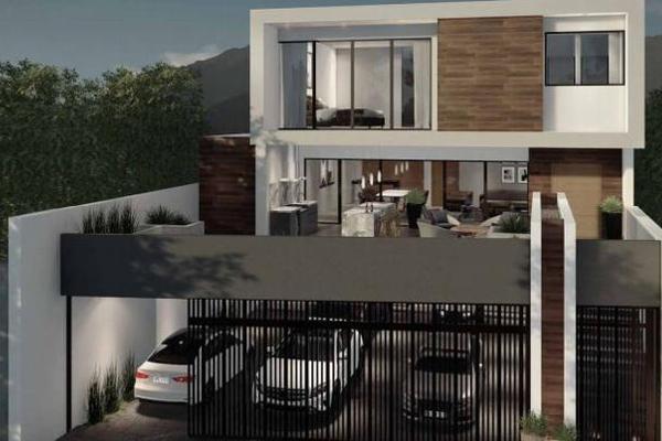 Foto de casa en venta en  , residencial san agustín 2 sector, san pedro garza garcía, nuevo león, 8013308 No. 01