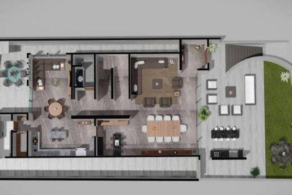 Foto de casa en venta en  , residencial san agustín 2 sector, san pedro garza garcía, nuevo león, 8013308 No. 03