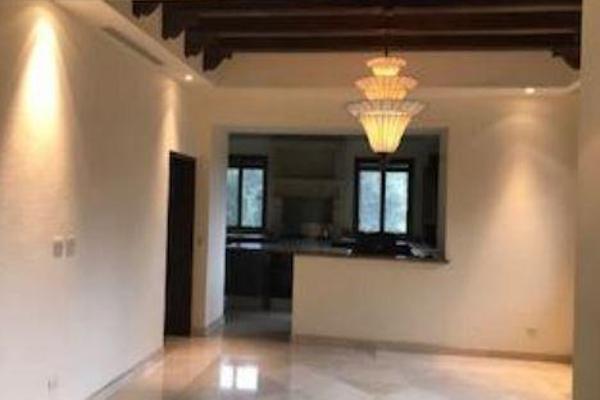 Foto de casa en renta en  , residencial san agustín 2 sector, san pedro garza garcía, nuevo león, 8013360 No. 21