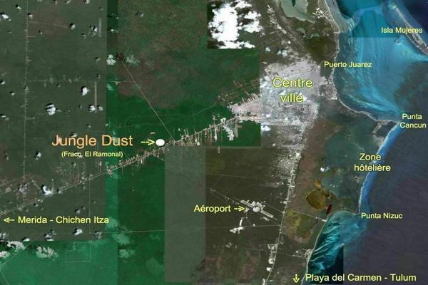 Foto de terreno habitacional en venta en  , residencial san antonio, benito juárez, quintana roo, 0 No. 33