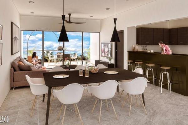 Foto de departamento en venta en  , residencial san antonio, benito juárez, quintana roo, 7926673 No. 02
