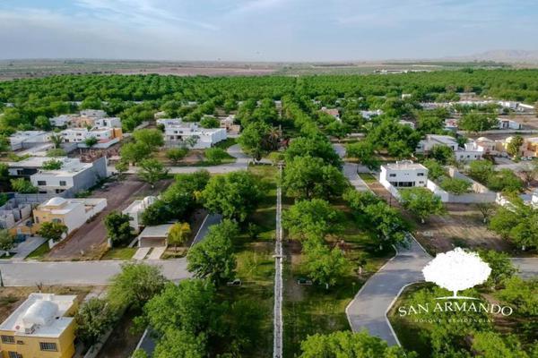 Foto de terreno habitacional en venta en residencial san armando , san armando, torreón, coahuila de zaragoza, 6475584 No. 03