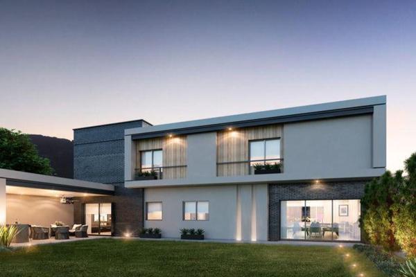 Foto de casa en venta en  , residencial santa cecilia i, santa catarina, nuevo león, 7957840 No. 02