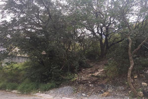 Foto de terreno habitacional en venta en  , residencial sierra del valle, san pedro garza garcía, nuevo león, 7955660 No. 01