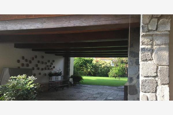 Foto de casa en renta en  , residencial sumiya, jiutepec, morelos, 6194113 No. 39