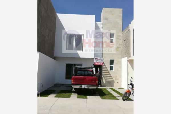 Foto de casa en venta en  , residencial toscana, irapuato, guanajuato, 8841726 No. 01