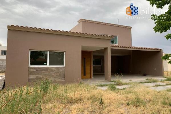 Foto de casa en renta en  , residencial villa dorada, durango, durango, 19142395 No. 01