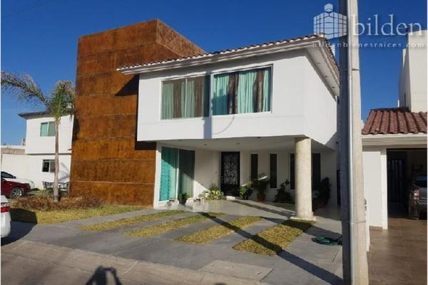 Foto de casa en venta en  , residencial villa dorada, durango, durango, 5821594 No. 01