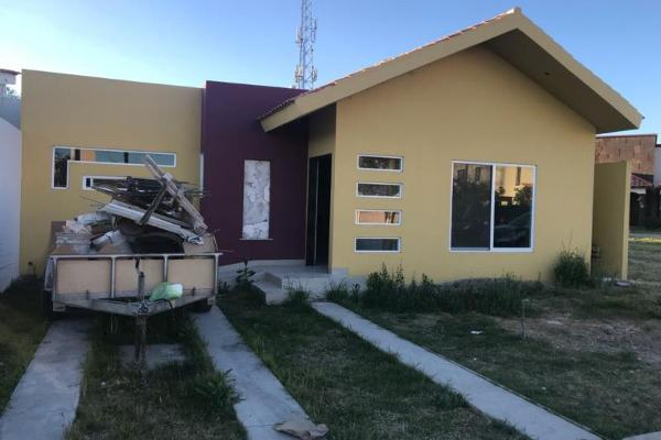 Foto de casa en venta en  , residencial villa dorada, durango, durango, 5931419 No. 01
