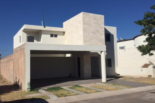 Foto de casa en venta en  , residencial villa dorada, durango, durango, 5932448 No. 01