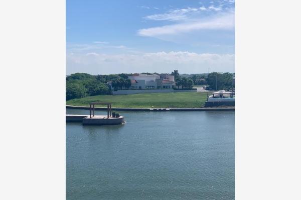Foto de terreno habitacional en venta en residencial y marina el dorado novillero lote 10, residencial la joya, boca del río, veracruz de ignacio de la llave, 9156159 No. 01