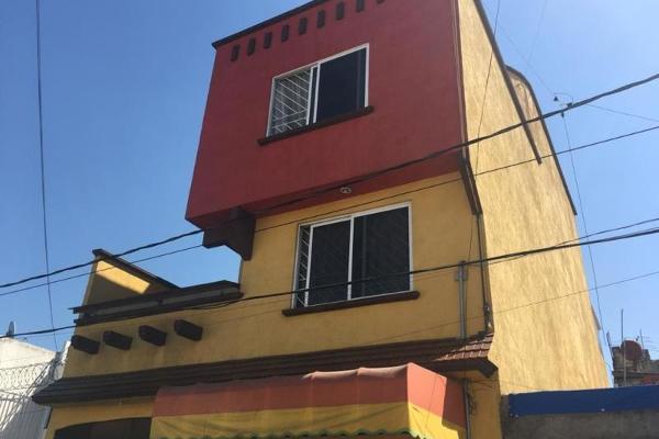 Foto de casa en venta en retorno 13 de avenida del taller 13, jardín balbuena, venustiano carranza, df / cdmx, 0 No. 01