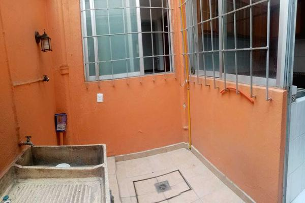 Foto de departamento en renta en retorno 18 de avenida del taller 17 int. 1 , jardín balbuena, venustiano carranza, df / cdmx, 21497744 No. 38